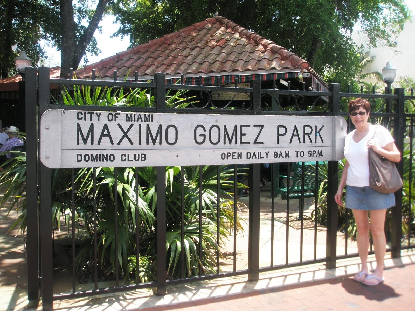 miami famous park