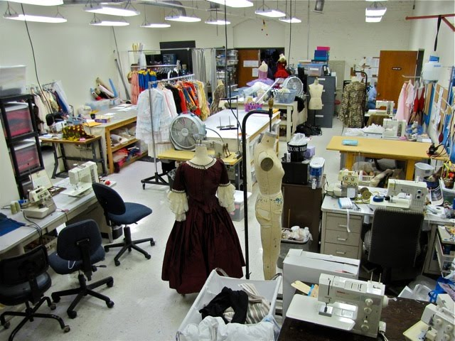 ... costumes you see in BalletMetu0027s shows and our stock contains over 6000 hand crafted pieces. We have four full time employees that work in the studio ... & A Tutu for You