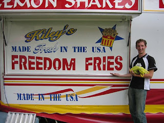 Palimpsest: Freedom Fries and Mirado Pencils
