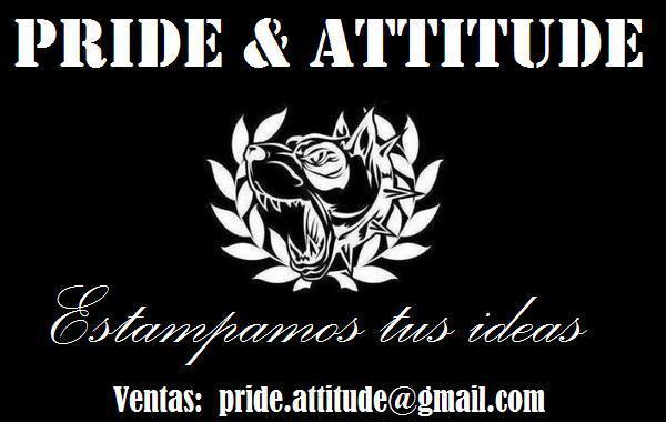 ESTAMPADOS PRIDE & ATTITUDE