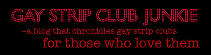 Gay Strip Club Junkie