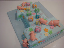 Piggies No. 1 cake