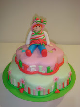 Strawberry Shortcake for Stella