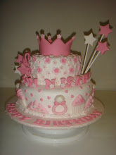 Princess cake for Sam n Isabel