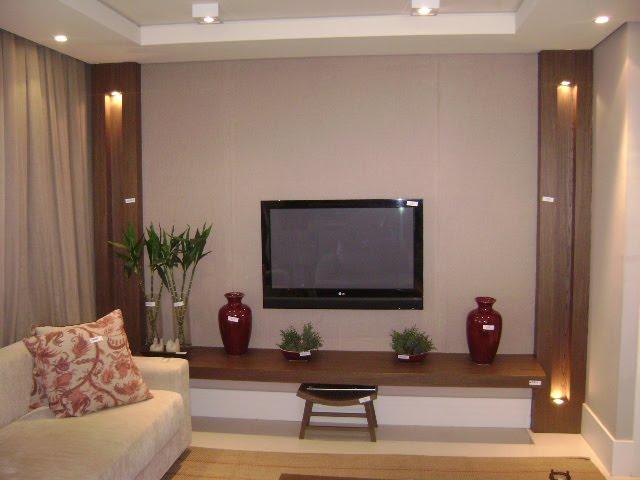 Sala De Tv Com Armario ~ Móveis Planejados Sala de TV