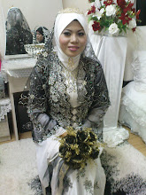 at my wedding day