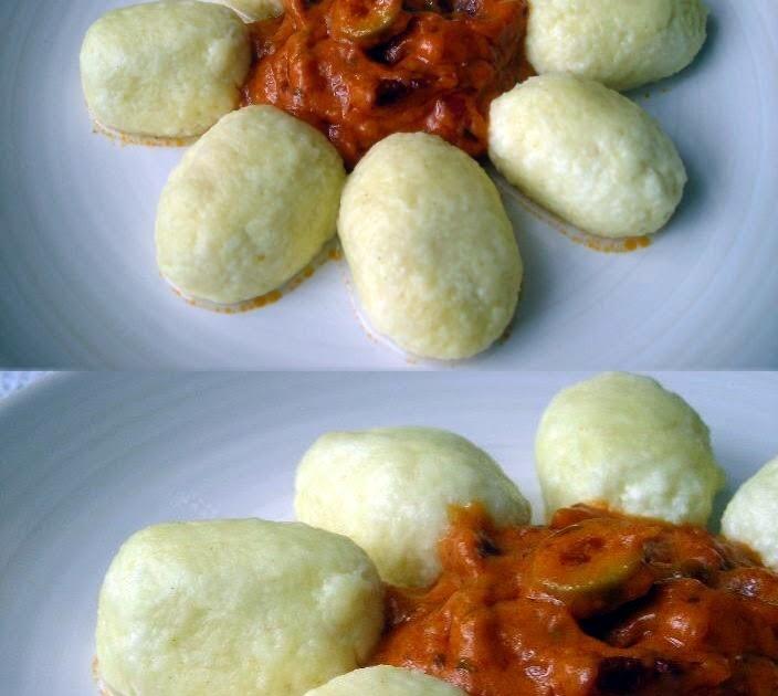 Anula's Kitchen: The Daring Cooks #1 Zuni Ricotta Gnocchi...