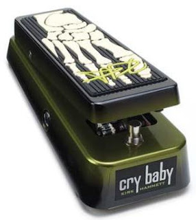 jd kh951 The Dunlop KH95 Kirk Hammett Signature Wah is on its way!