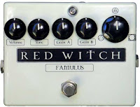 rw famulus Red Witch Famulus Distortion overview