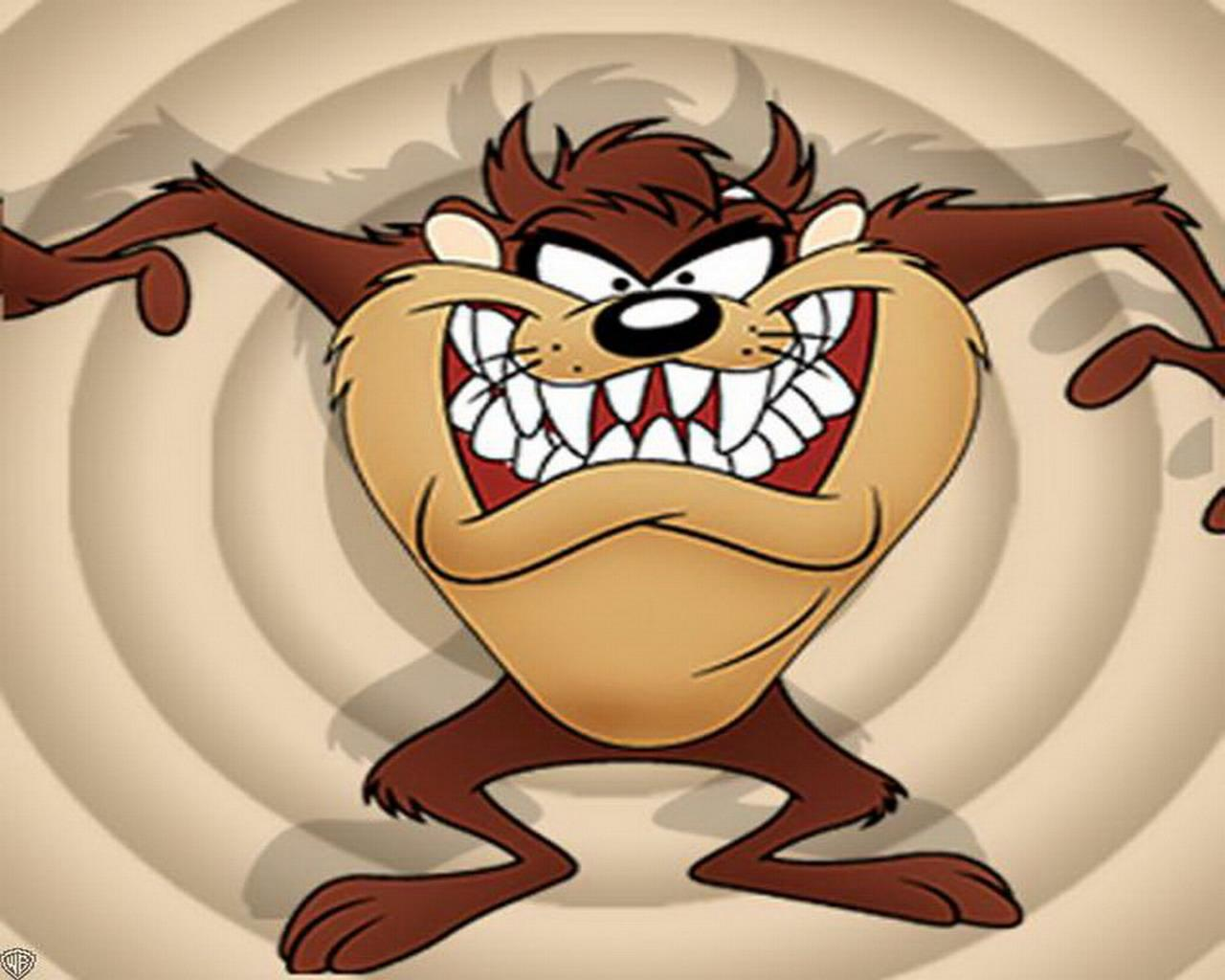 looney tune demonio tasmania: