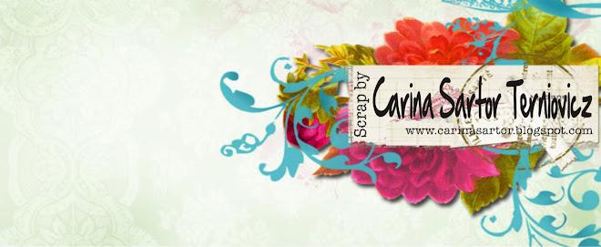 Carina Sartor Terniovicz - Scrapbook
