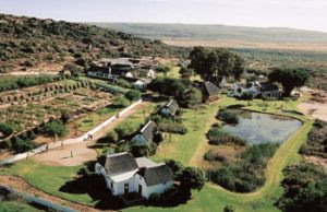 Bushmans Kloof wilderness retreat