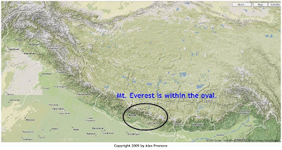 India Himalayas Everest Pronove tectonic movement