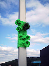 YARN BOMBING DIY Gruppe