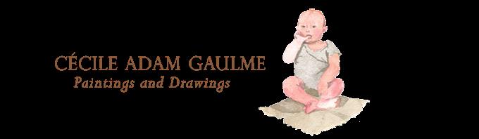 Cécile Adam Gaulme