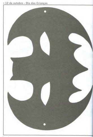 Moldes de: *♥* Antifaces/Caretas , *♥* Batman , *♥* Dibujos B/N