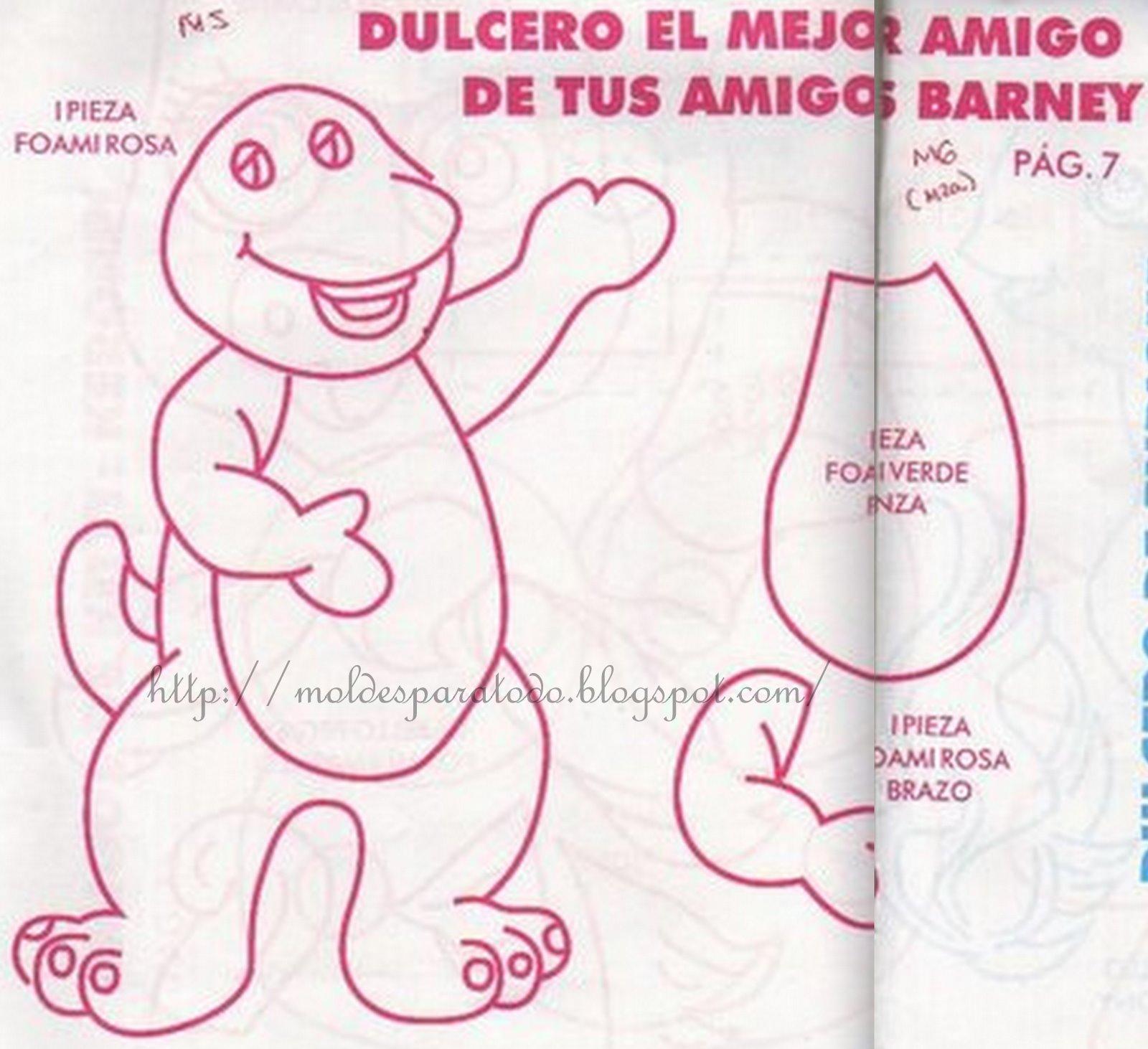 Dulcero de Barney =