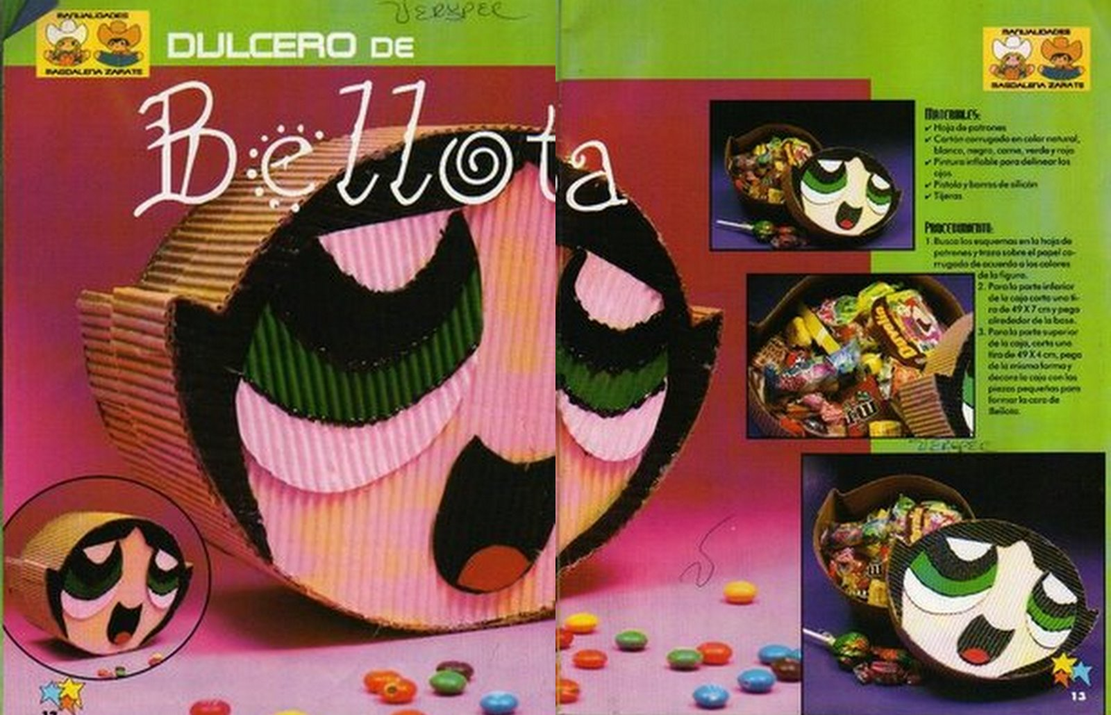 Dulcero de Bellota *