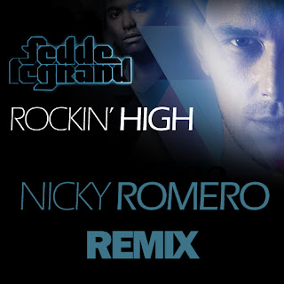 Creative house music rockin 39 high feat mitch crown for House music remix