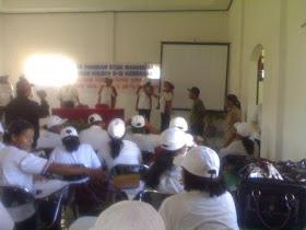 Mahasiswa PROGSUS D3 Kebidanan Kabupaten Ngada - NTT