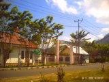 Kantor KesbangPol Kab Ngada di Bajawa