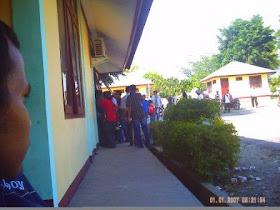 Semarak Pendaftaran CPNSD di Toka - Borong, Kab Manggarai Timur