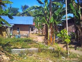 Wajah Pemukiman Kampung Bugis di Borong Manggarai Timur
