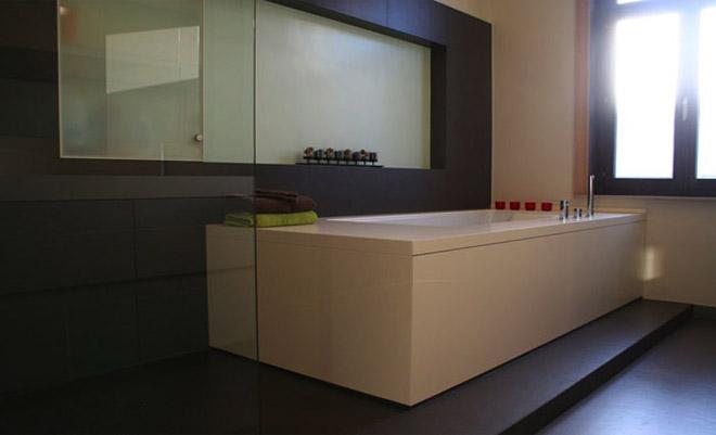 Interieur inspiratie badkamer for Interieur badkamer