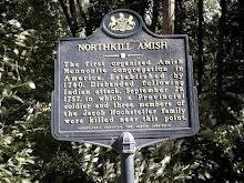 Northkill Historical Marker
