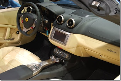 Ferrari California 2010.Review