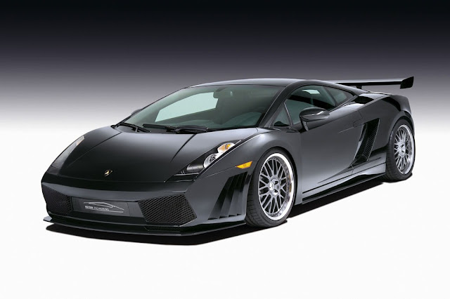 All new Lamborghini Gallardo.review