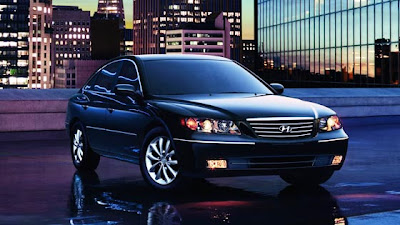 2010 Hyundai Azera.review
