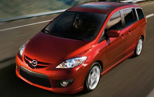 2011  Mazda MAZDA5 For convenience front view
