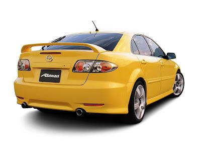 2011 Mazda MAZDA6 Set Price back view