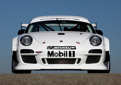 This new model 911GT3 Front view