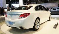 2011 Buick Regal luxury sedans (base price $26,245)