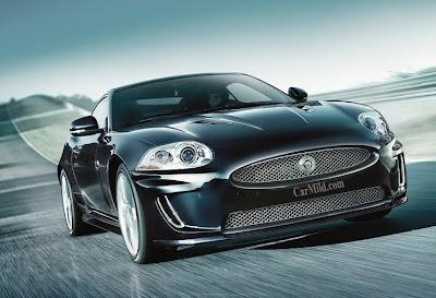 2011 Jaguar  XKR 175 Limited Edition front view