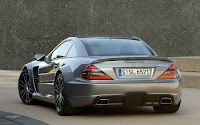New Mercedes Benz SL65 AMG Black Series and price