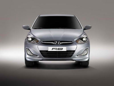 2011 Hyundai Concept RB is born front vierw