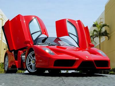 2011 Ferrari Enzo Price front view