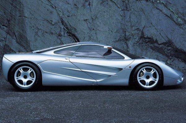 McLaren F1 Prime Immediate Sale SIDE VIEW