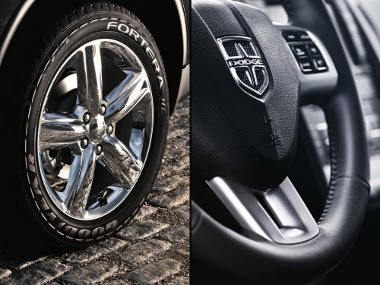 2011 Dodge Durango introduced newest product wheel view
