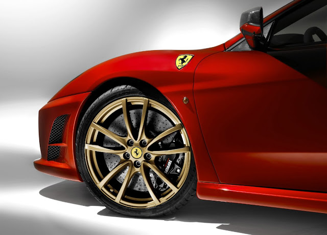 Ferrari Sale Shares to Public wheel view