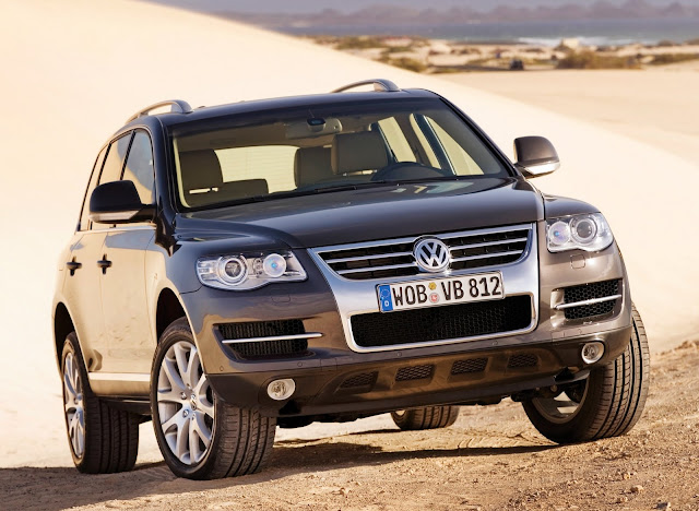 2011  VW Touareg Typical JE Concept