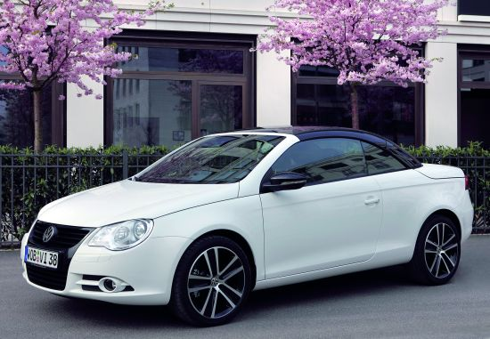 2011 Volkswagen Eos The new Exclusive