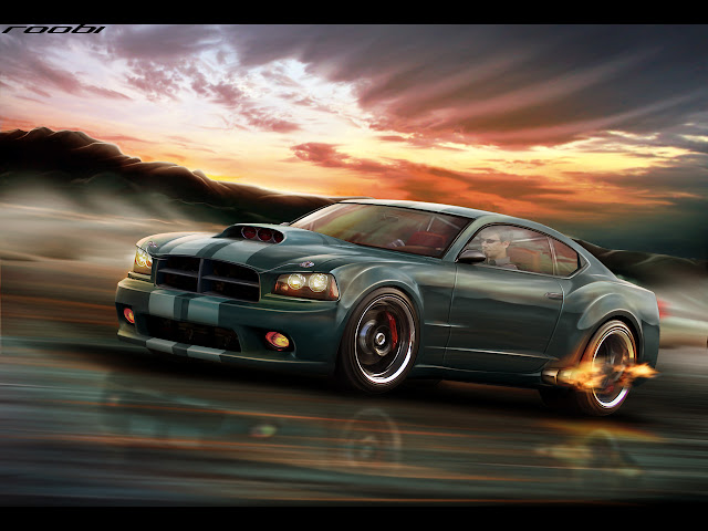 Dodge Wallpaper tunderbolt
