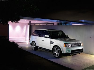 Land Rover Wallpaper home background