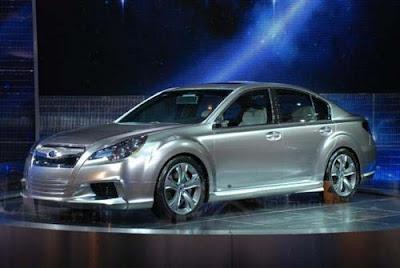 Price Subaru Legacy 2010