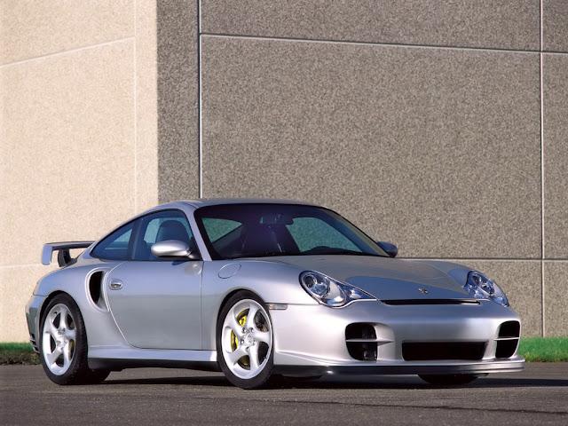 2011 New Porsche 911 Electric Concept