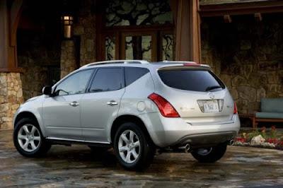 2011 Nissan Murano concept V6 power